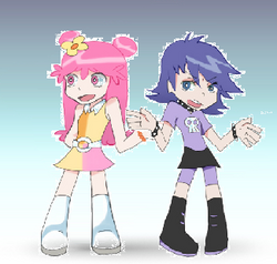 Ami and Yumi