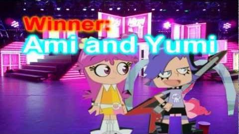 Super Smash Bros Lawl Ultimate - Ami and Yumi