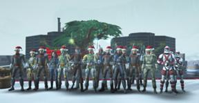 Mandochristmas