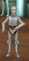 Unidentified Silver Droid 2