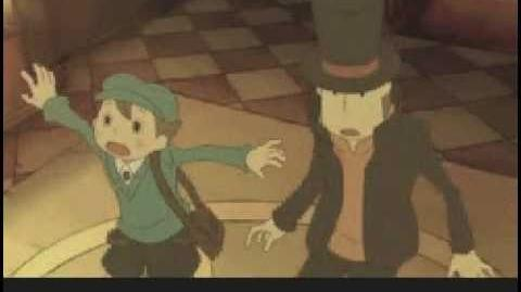 US Professor Layton and the Unwound Future - Scene 6 37