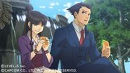 Professor layton vs phoenix wright 8
