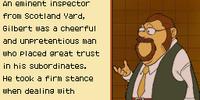 Inspector Gilbert