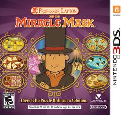 Miracle Mask Boxart