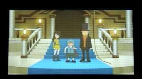 Layton Kyouju to Kiseki no Kamen - Video 31