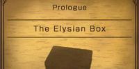 Prologue: The Elysian Box