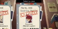 File No. 009: Good Cop, Bad Cop