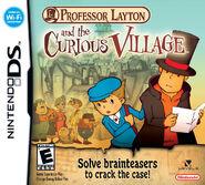 Curious Village Boxart