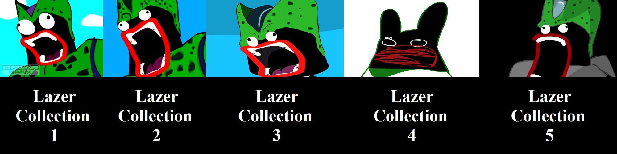 image  cell lclc comparison  the lazer collection wiki  - image  cell lclc comparison  the lazer collection wiki  fandompowered by wikia