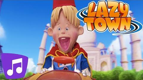 LazyTown Fortune Teller Music Video