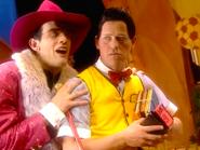 Nick Jr. LazyTown Glanni Glæpur í Latabæ - Stingy and Robbie