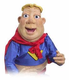 Nick Jr. LazyTown Ziggy Wit Puppets