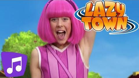 LazyTown Secret Friend Day Music Video