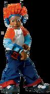 Nick Jr. LazyTown Pixel 6