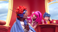 Nick Jr. LazyTown Pixel and Stephanie 2 - Lazy Scouts
