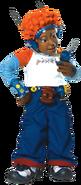 Nick Jr. LazyTown Pixel 5