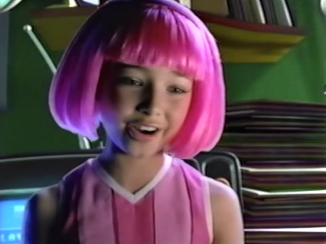 File:Nick Jr. LazyTown Stephanie in the Unaired Pilot.png