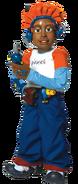 Nick Jr. LazyTown Pixel 4