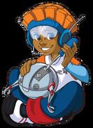 Nick Jr. LazyTown Pixel Illustrated 1