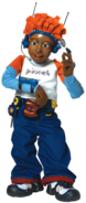 Nick Jr. LazyTown Pixel 2