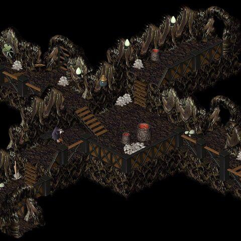 Village's tunnels