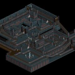 Same part of the temple in LBA2