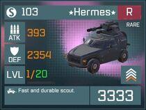 Hermes R Lv1 Front