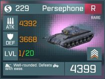 Persephone R Lv1 Front