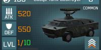 Bosque Tank Destroyer