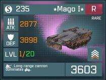 Mago I R Lv1 Front