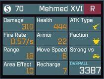 Mehmed XVI R Lv1 Back