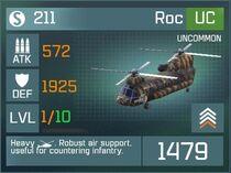 Roc UC Lv1 Front