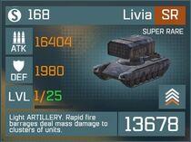 Livia SR Lv1 Front