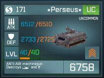Perseus(UC)2