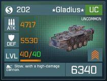 Gladius(UC)lvl40