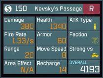 Nevskys Passage R Lv1 Back