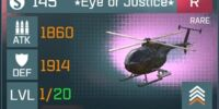 ★Eye of Justice★