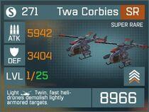 Twa Corbies SR Lv1 Front