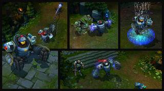 Blitzcrank Riot Screenshots