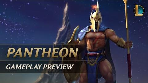 Pantheon Champion Spotlight