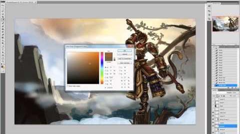 Wukong Art Spotlight