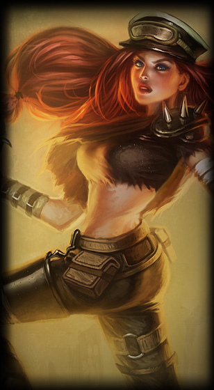 Miss Fortune RoadWarriorLoading old