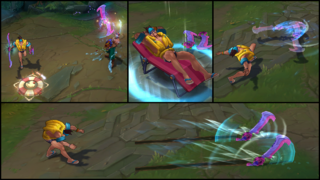 Draven PoolParty Screenshots