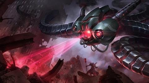 League of Legends - Battlecast Vel'Koz