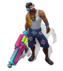 Graves PoolParty (Sapphire)