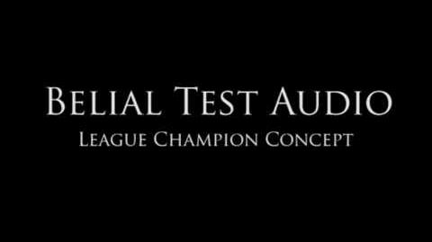 Belial Test Audio-0