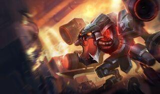 Cho'Gath BattlecastPrimeSkin
