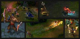 Draven Gladiator Screenshots