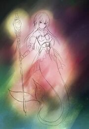 Nhan-Fiction Cerule (Background)