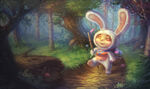 Teemo CottontailSkin old